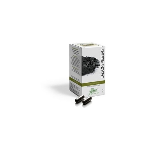 ABOCA - Carbone vegetale fitocomplesso totale 50 op.