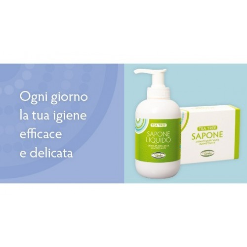 VIVIDUS - TEA TREE SAPONE LIQUIDO 250 ml.