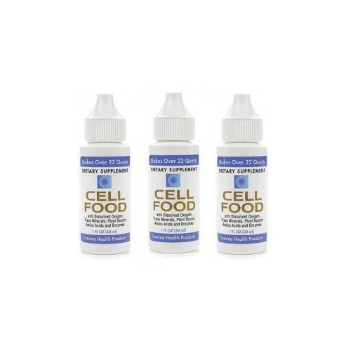 CELLFOOD 3 x BASE 30ml.