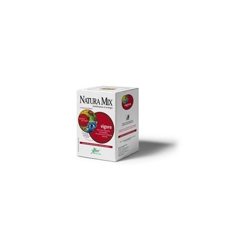 ABOCA - Natura Mix Vigore Orosolubile 20 bustine
