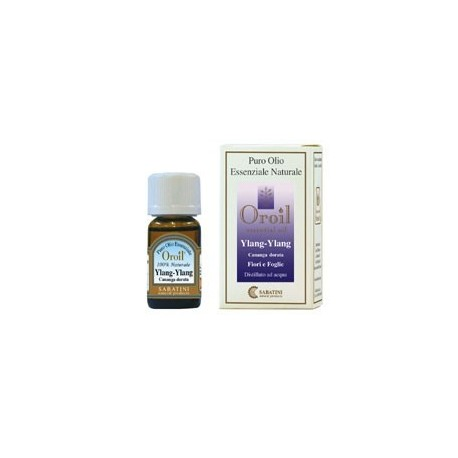 FIORE D'ORIENTE - Ylang Ylang Extra 10 ml. Olio essenziale