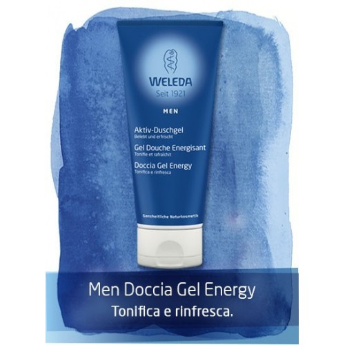 WELEDA - Men Doccia Gel Energy 200 ml.