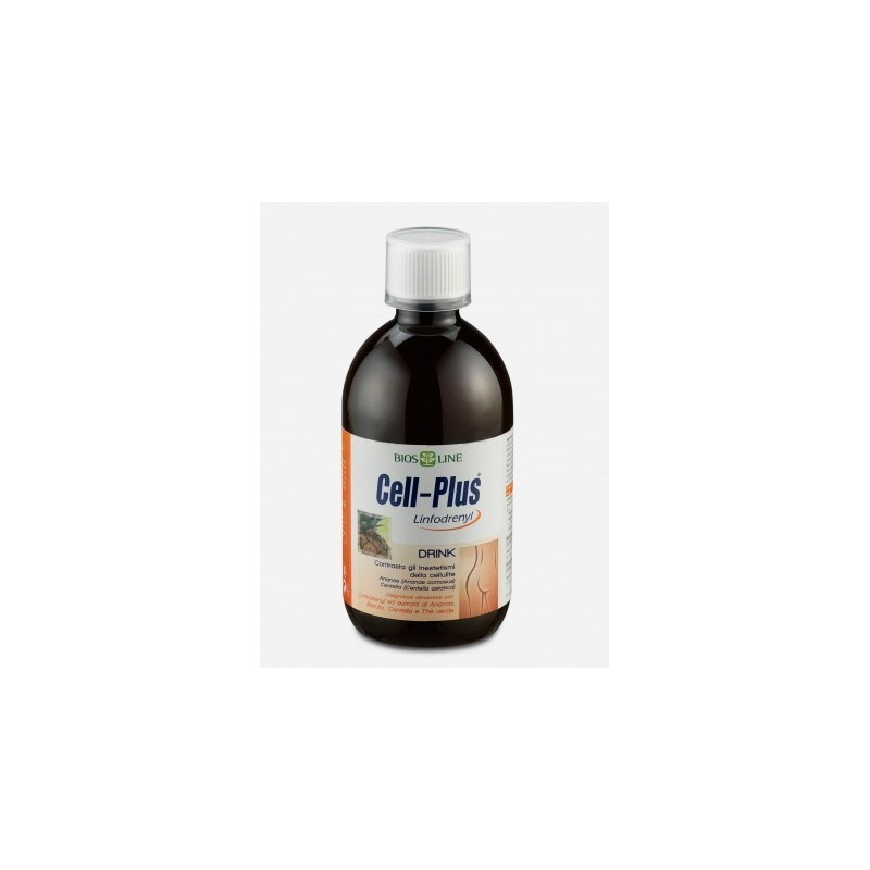 BIOSLINE - CellPlus Linfodrenyl Drink 500 ml