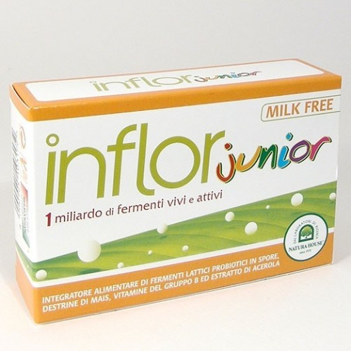 NATURA HOUSE - Inflor Junior 20 cps