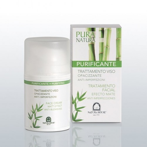 NATURA HOUSE - Purificante Crema viso anti-imperfezioni 50 ml