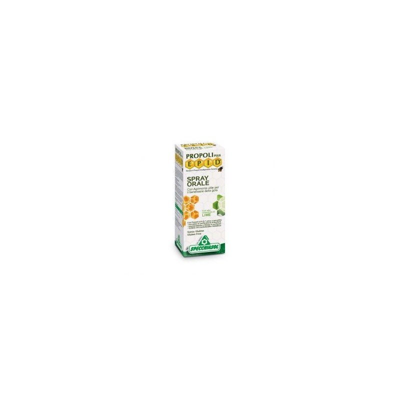 SPECCHIASOL - EPID Spray Orale gusto Lime 15 ml