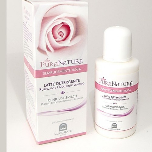 NATURA HOUSE - Simply Rose Latte detergente 150 ml