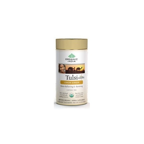 FIORE D'ORIENTE - Tulsi Tea Lemon Ginger 100 g