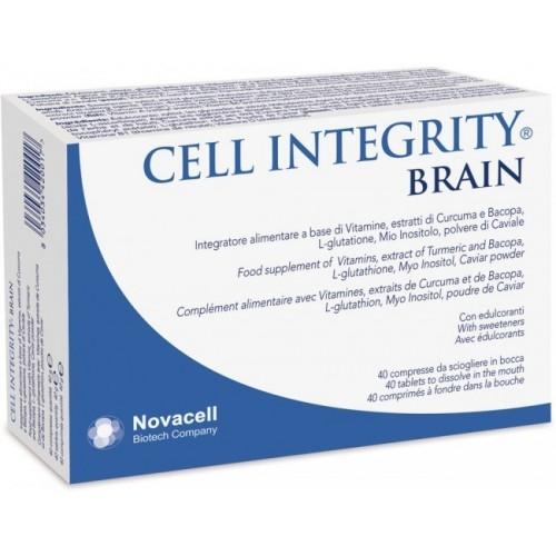 CELL INTEGRITY BRAIN 40 cps