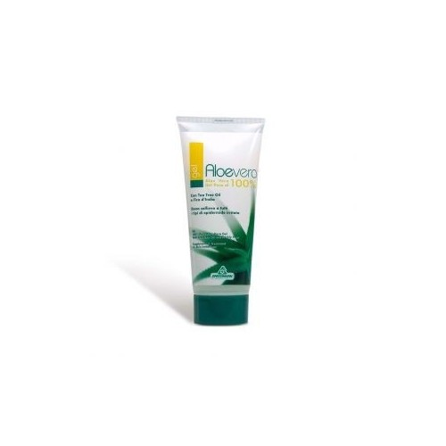 SPECCHIASOL - ALOEVERA GEL con Tea Tree Oil e Fico d'India 200 ml