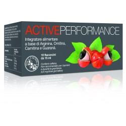 DOTT.SSA CAGNOLA - Active Performance 10 flaconcini da 15 ml.