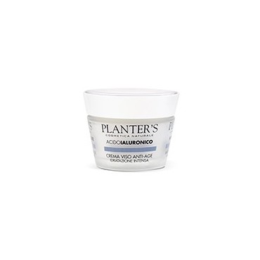 PLANTER'S - Crema Viso Acido Ialuronico Idratazione Intensa 50 ml