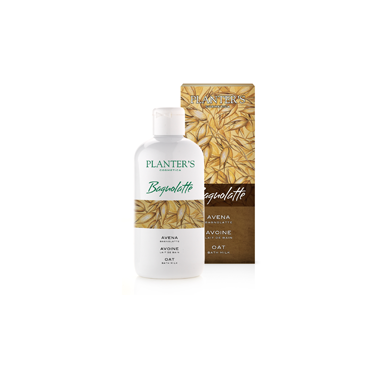 PLANTER'S - Bagnolatte all'estratto di Avena 250 ml