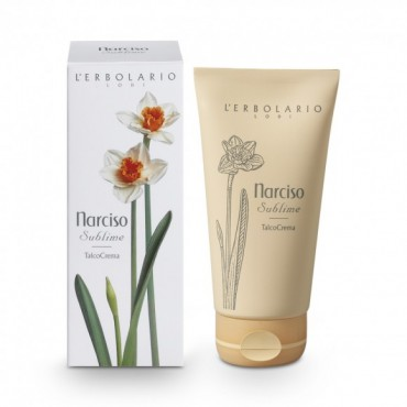 ERBOLARIO - TalcoCrema Narciso Sublime 150 ml