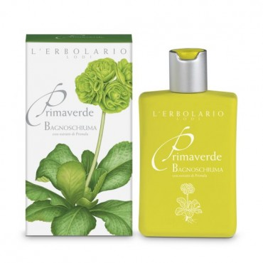 L'ERBOLARIO - Bagnoschiuma Primaverde 250 ml.