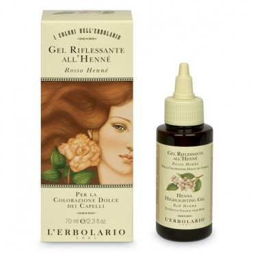 L'ERBOLARIO - Gel all'Hennè 70 ml
