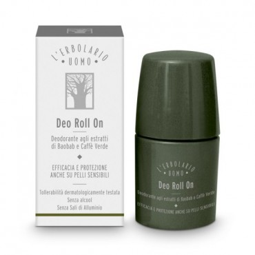 L'ERBOLARIO UOMO - Deodorante roll on 50 ml