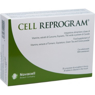 CELL REPROGRAM 30 cps
