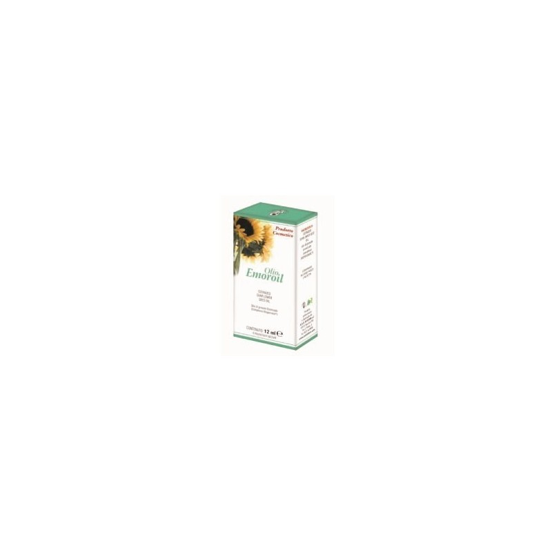 A.V.D. Reform - EMOROIL 4 microcontenitori da 3 ml