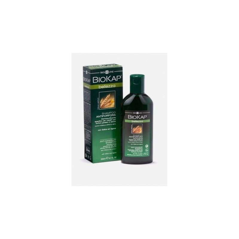 BIOSLINE - BioKap Shampoo Antiforfora 200 ml.