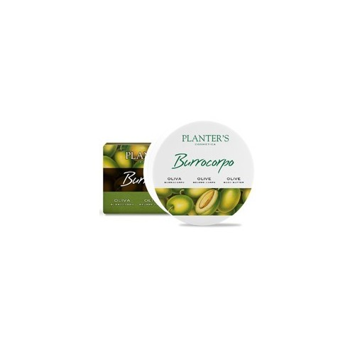 PLANTER'S - Burrocorpo all'olio di Oliva 125 ml.