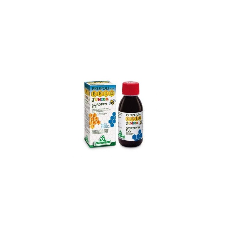 SPECCHIASOL - EPID FLU Junior sciroppo 100 ml