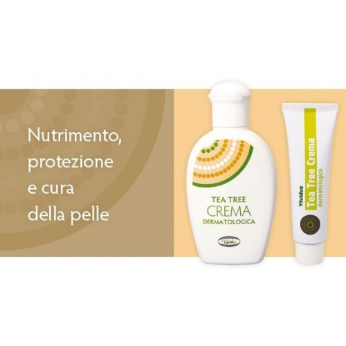 VIVIDUS - TEA TREE CREMA 100 ml