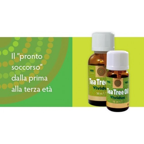 VIVIDUS - TEA TREE OIL VIVIDUS 30 ml