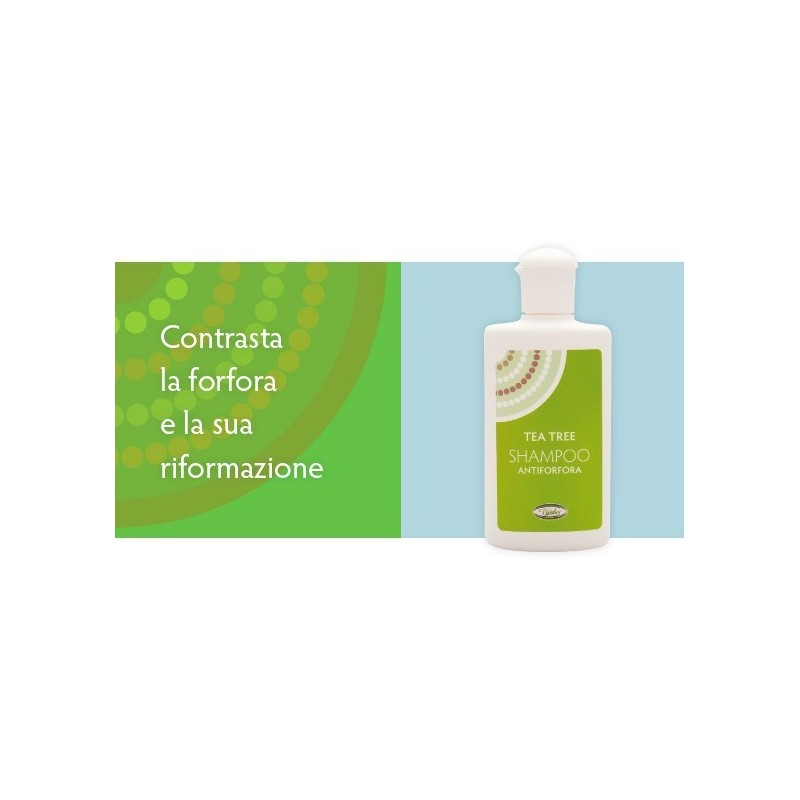 VIVIDUS - TEA TREE SHAMPOO ANTIFORFORA 200 ml