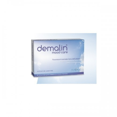 GLAUBER PHARMA - Demalin 60 cps. 500 mg.