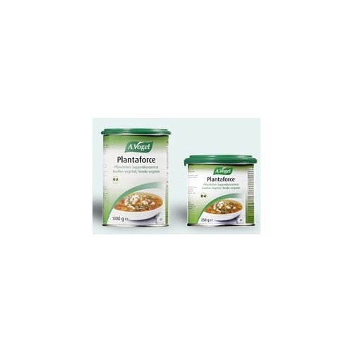 Vogel Plantaforce brodo in pasta con sale 250 g.