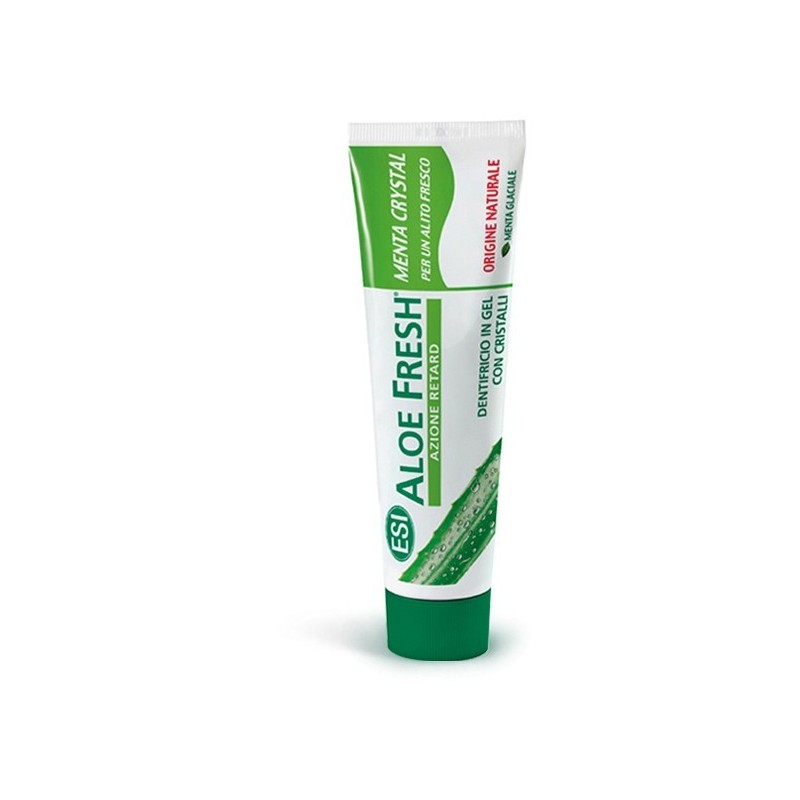 ESI - Aloe Fresh Menta Crystal Retard 100 ml.