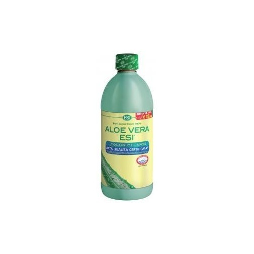 ESI - Aloe Vera Succo Colon Cleanse 1000 ml.