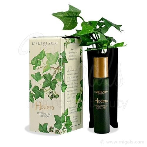 L'ERBOLARIO - Profumo Gel Roll-on Hedera 15 ml