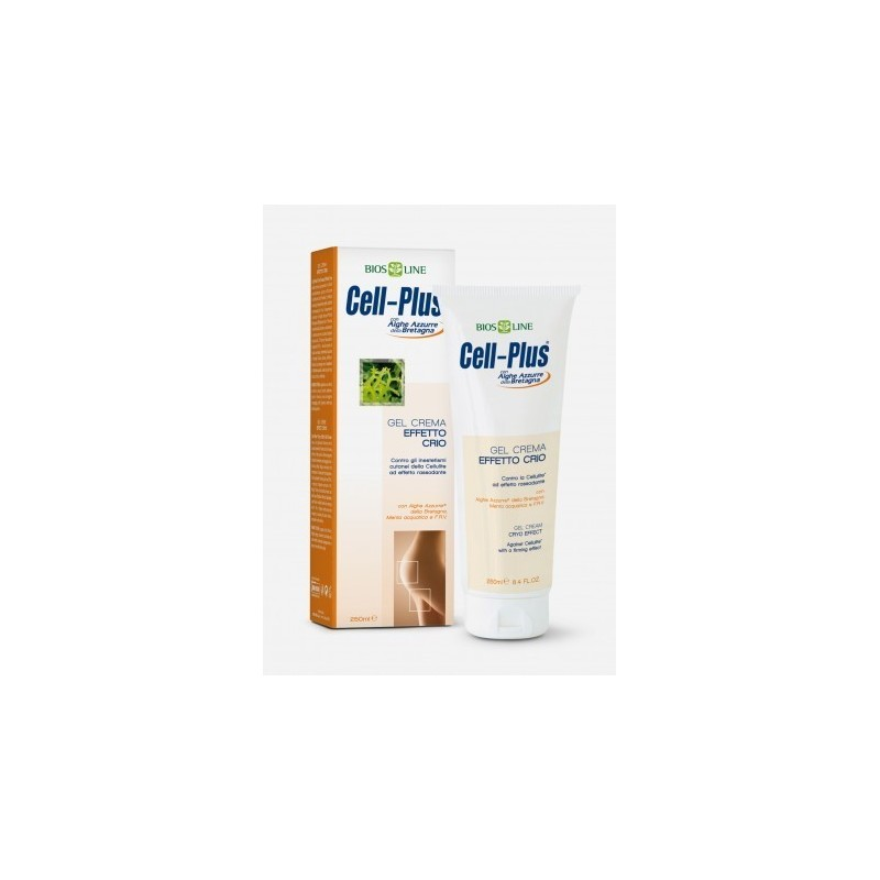 "BIOSLINE - CellPlus Crema Gel Effetto ""Crio"" 250 ml."