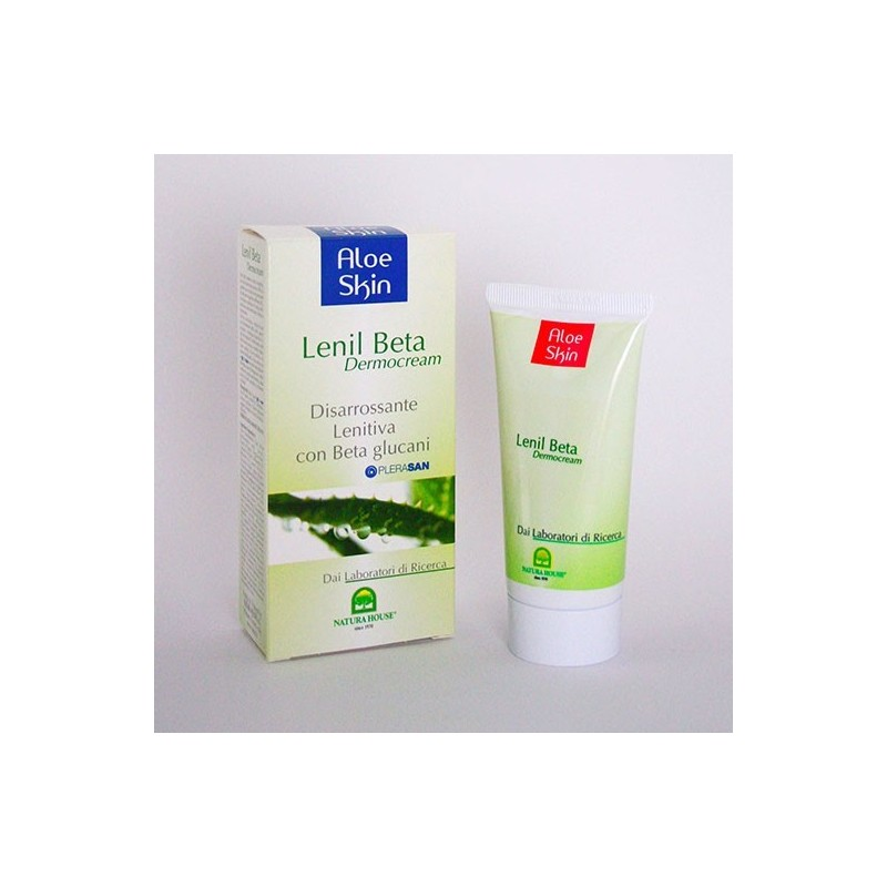 NATURA HOUSE - Aloe Skin Lenil Beta Dermocream 50 ml