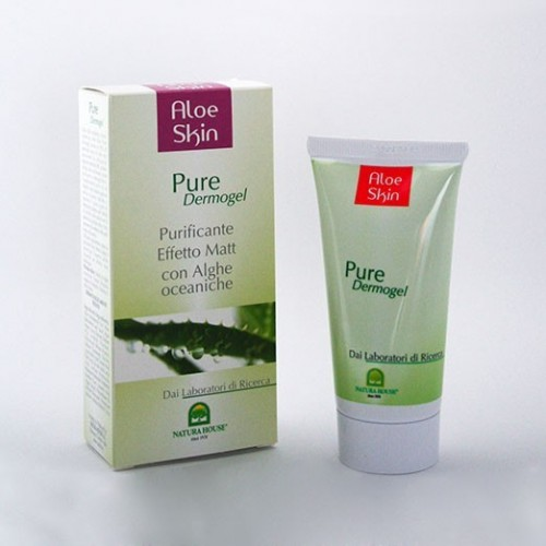 NATURA HOUSE - Aloe Skin Pure Dermogel 50 ml
