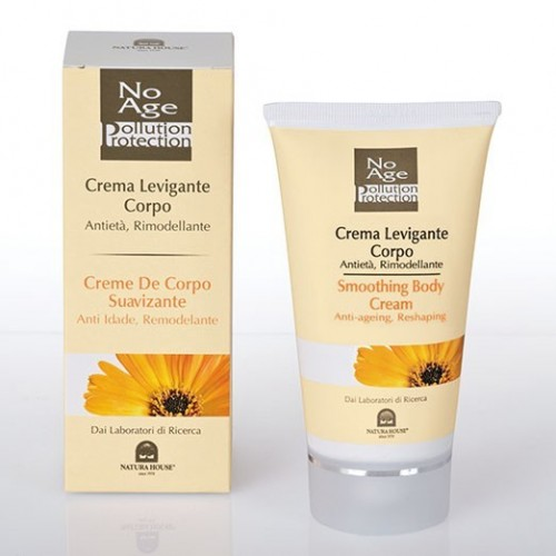 NATURA HOUSE - NoAge Pollution Protection Crema levigante corpo 150 ml