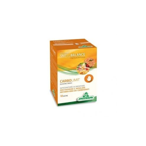 SPECCHIASOL - SnellBalance Carbolimit Glicemic Index 14 bustine