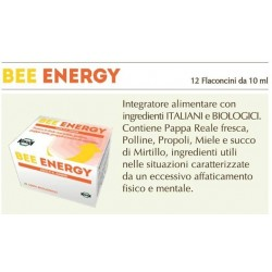 KONTAK - Bee Energy Tonico Bio 12 fiale 10 ml