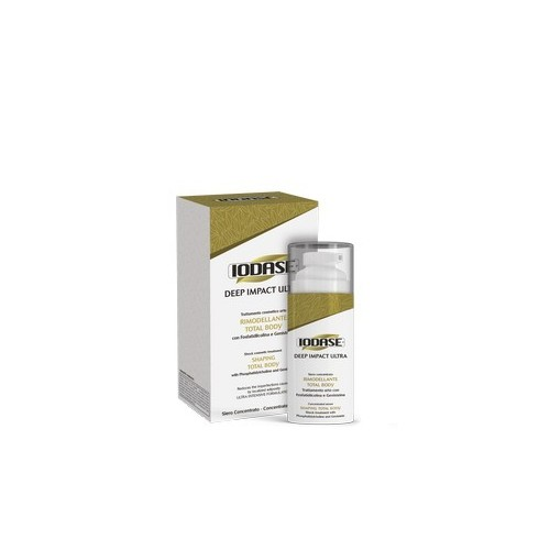 IODASE Deep Impact Ultra Siero concentrato 100 ml