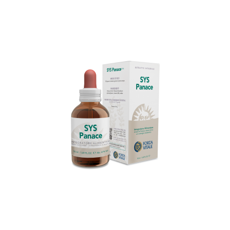 FORZA VITALE - PANACE SYS 50 ml. ECOSOL