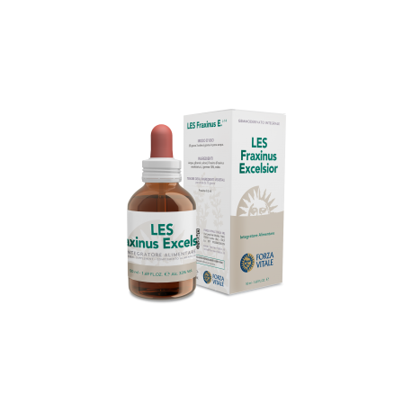 FORZA VITALE - FRAXINUS EXCELSIOR LES 50 ml. ECOSOL