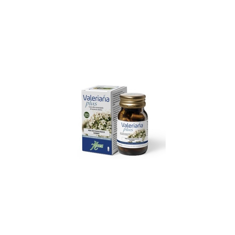 ABOCA - Valeriana Plus 30 op. 500 mg