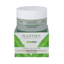 PLANTER'S - Crema Viso 24h Effetto Lifting Aloe Vera 50 ml