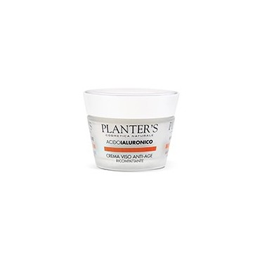 PLANTER'S - Crema Viso Acido Ialuronico Ricompattante 50 ml
