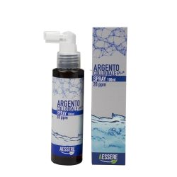 Aessere - Argento colloidale plus spray 100 ml