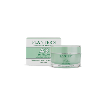 PLANTER'S - A3 Antioxy Crema-gel viso purificante 50 ml