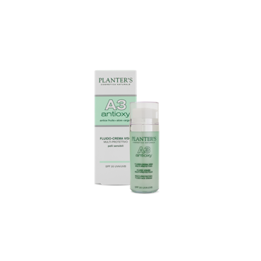 PLANTER'S - A3 Antioxy Fluido-crema viso multi-protettivo 30 ml