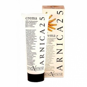 PLANTER'S - Crema Arnica 25 OraNatura 100 ml